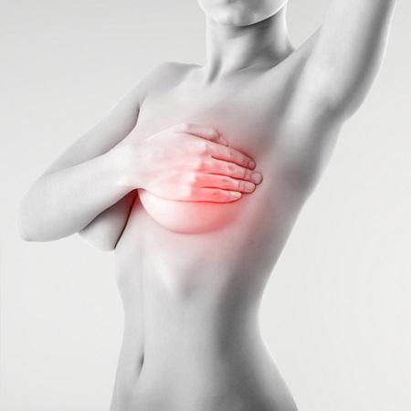 Боль в левой груди
