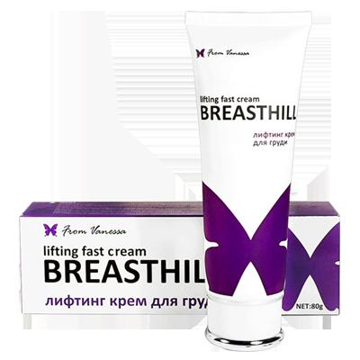 Как втирать крем на грудь