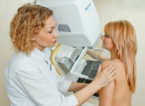 Что собою представляет маммография
