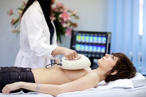 Проведение электроимпедансной маммографии