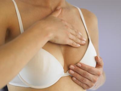 Натирание груди маслом