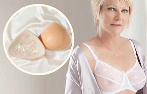 Протез груди