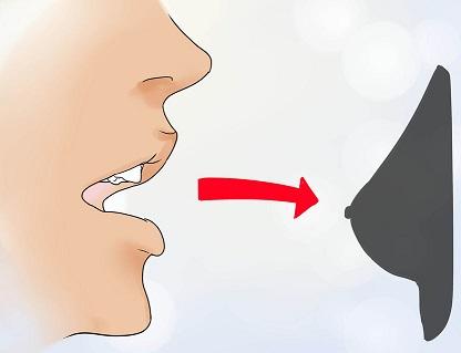 Стимуляция сосков во время секса