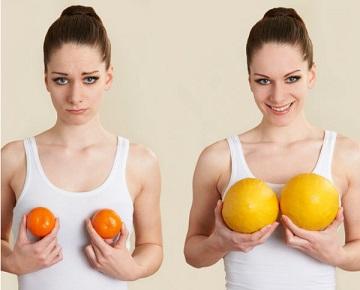 Стоит ли увеличивать грудь помпой