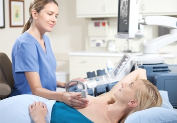 УЗИ женской груди