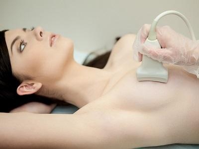 УЗИ молочных желез женщины