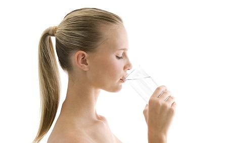 Жидкость после облучения