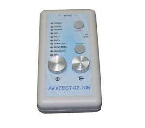 Для устранения симптомов простатита используется прибор Акутест