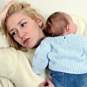 Аллергия может помешать длительному грудному вскармливанию