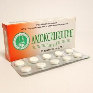 При приеме Амоксициллина грудное вскармливание не нужно прекращать