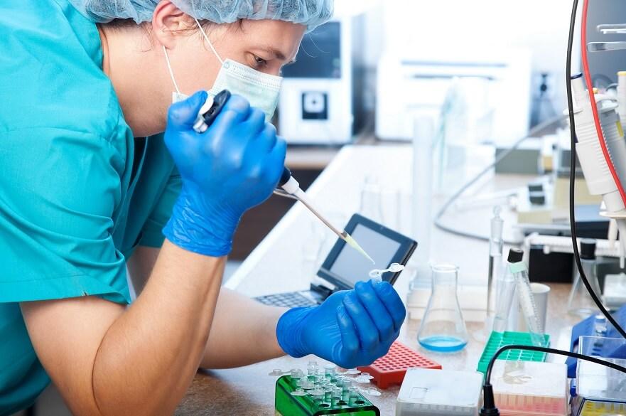 Анализ крови на антитела к ТПО проводится в лаборатории