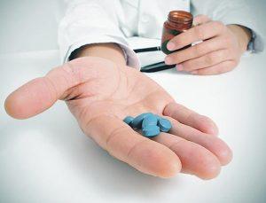 Антибиотики назначат при бактериальном простатите