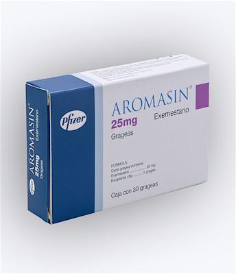 В лечении рака используют Аромазин