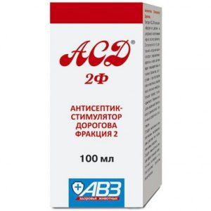 Для лечения простатита используется препарат АСД 2