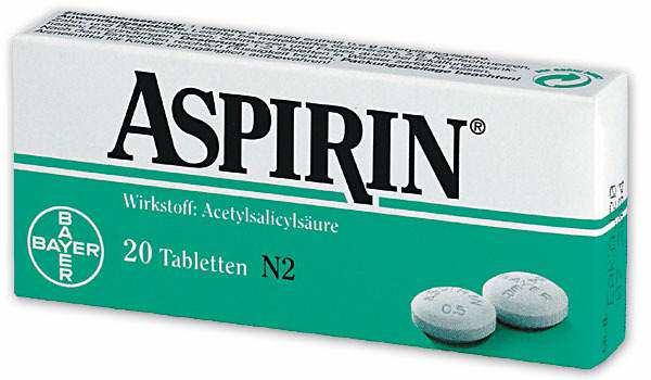 На время приема Аспирина лактацию необходимо прекращать