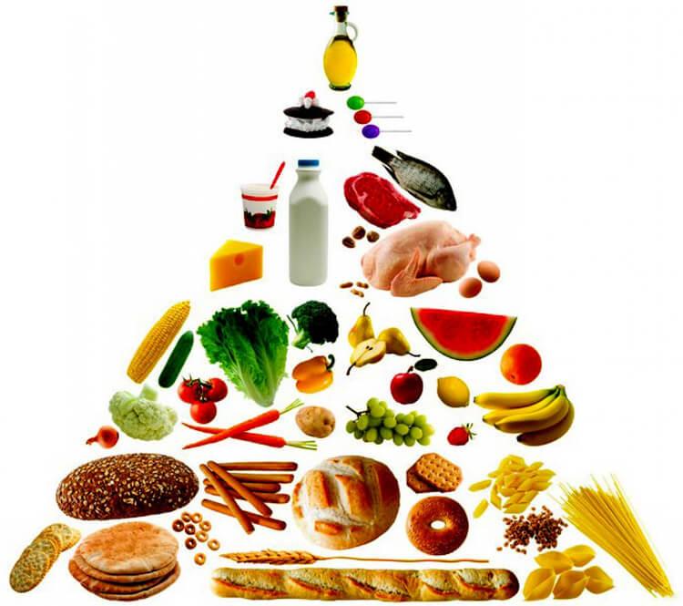 Белки, жиры и углеводы в рационе должны быть максимально сбалансированы