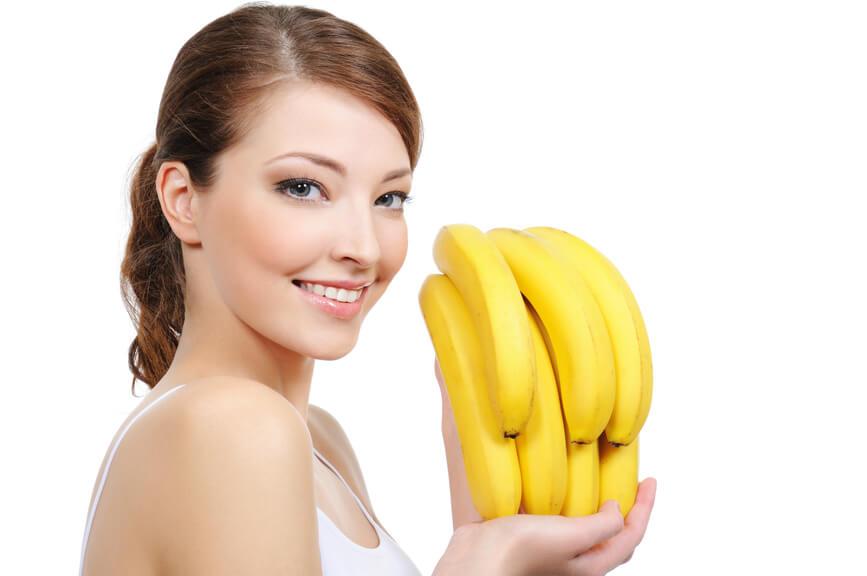 Бананы редко вызывают аллергию и могут употребляться сразу после родов