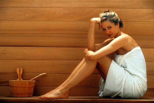 Посещение бани благотворно воздействует на организм