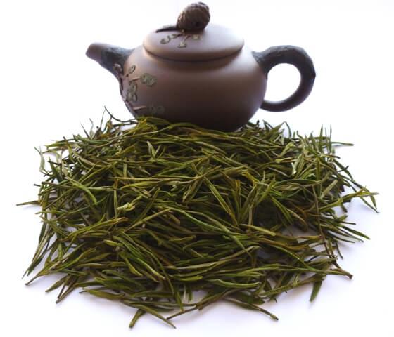 Употребление зеленого и белого чая способствуют уменьшению опухоли