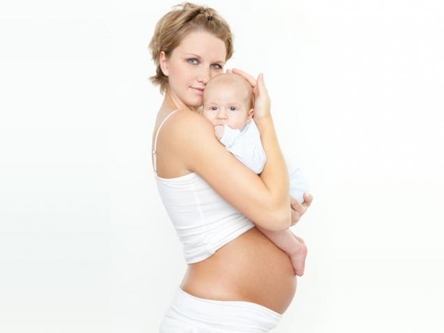 Беременность может наступить в период грудного вскармливания