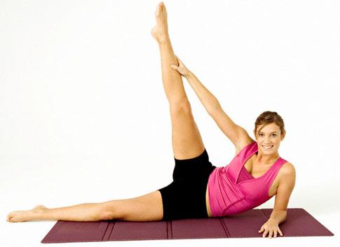 Бодифлекс укрепляет все группы мышц