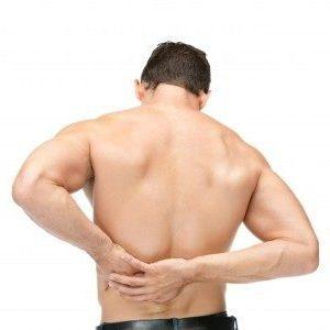 Воспаление простаты вызывает появление боли в спине