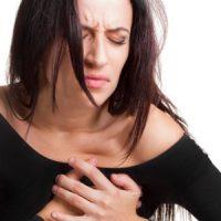 Почему болит в левой груди