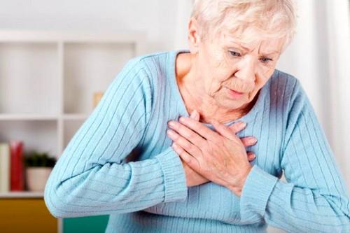 Первым симптомом мастопатии является боль в груди