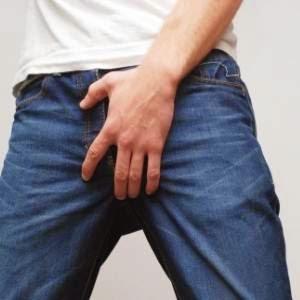 Анализ секрета простаты проводится при болевых ощущениях в области паха