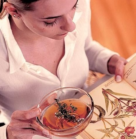 Целебные травы помогают справиться с заболеванием