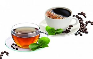 На время лечения простатита следует ограничить употребление чая и кофе