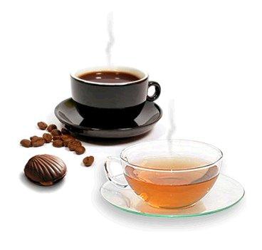 Чай и кофе необходимо исключить