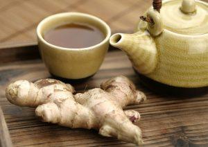 Для лечения простатита используется имбирный чай