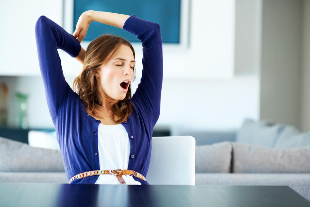 Дисфункция часто проявляется в виде чрезмерной сонливости