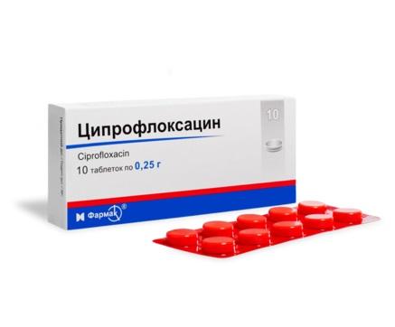 Антибиотики при бактериальном хроническом простатите