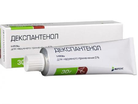 Крем на основе декспантенола обладает регенерирующими свойствами