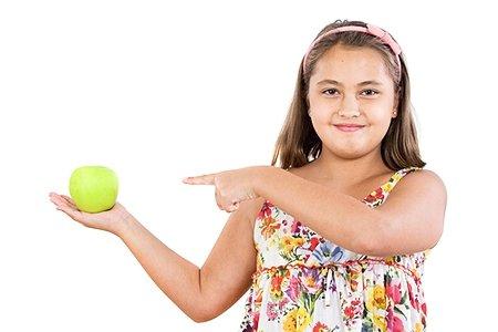 К детскому эндокринологу обращаются с проблемой ожирения