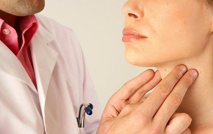 Диагностировать опухоль можно при пальпации