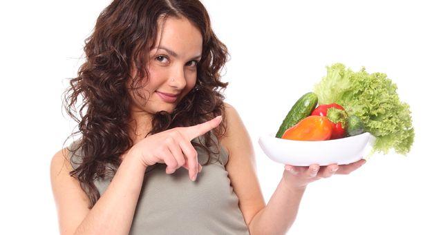 Необходимо придерживаться диеты, богатой витаминами и минералами