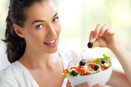 При мастопатии необходимо придерживаться правильного питания