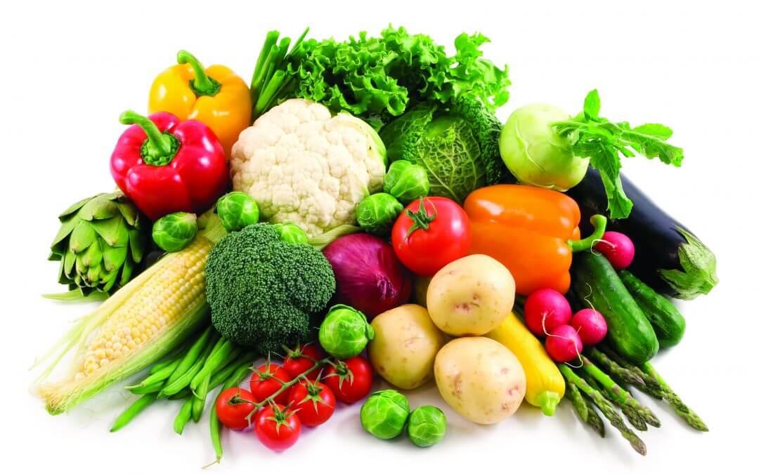 Основу питания при раке щитовидки должны составлять овощи и фрукты