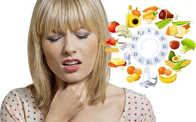 Для лечения увеличенной щитовидки необходимо соблюдать специальную диету
