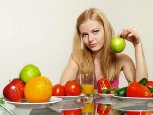 При узловом зобе требуется диета с высоким содержанием углеводов