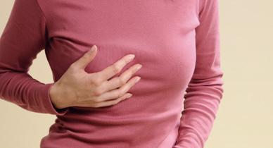 Причины возникновения масталгии