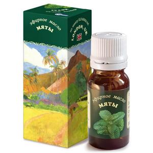 Эфирное масло мяты применяется в лечении мастита
