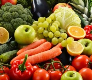 Употребление овощей и фруктов поможет предотвратить рак простаты