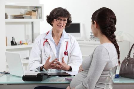 Фиброаденома может быть обнаружена во время случайного обследования