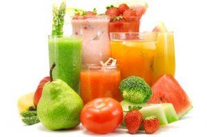 Для профилактики заболеваний щитовидной железы следует употреблять свежие овощи и фрукты