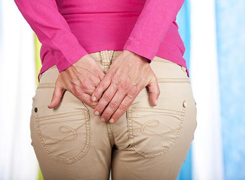 Геморрой обычно появляется еще во время беременности