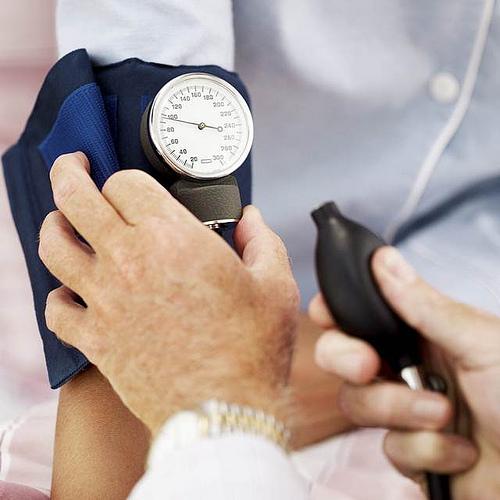У пациентов отмечается сниженное артериальное давление